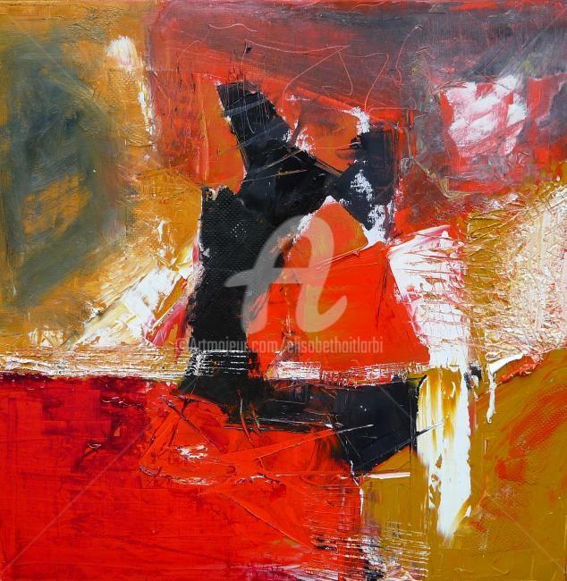 Elisabeth Ait Larbi-Mangourny - fantaisie rouge
