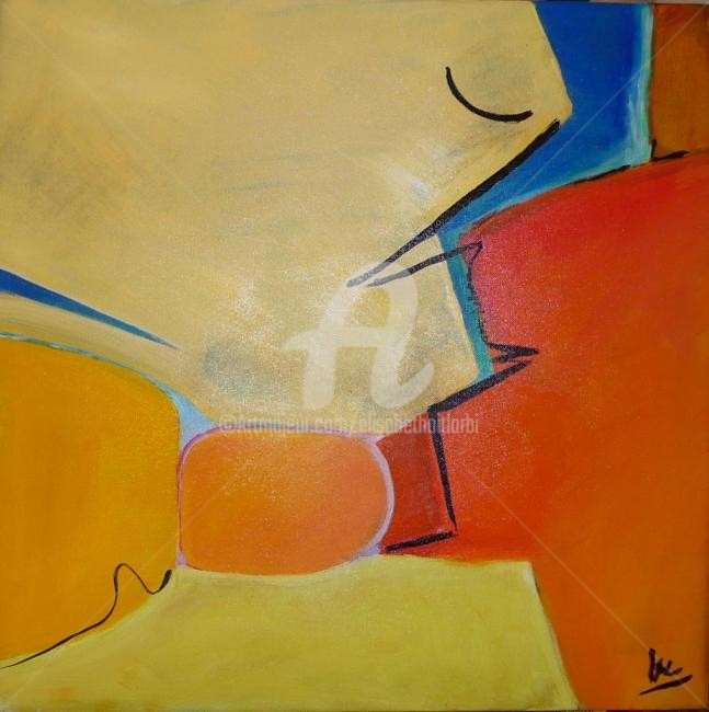 Elisabeth Ait Larbi-Mangourny - passage