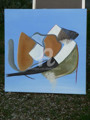 méditation - acrylique sur toile